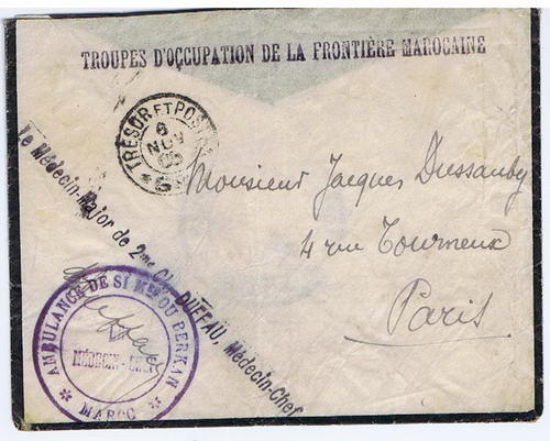 Morocco - French Occupation