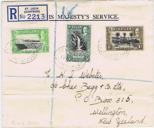 1936 St Lucia